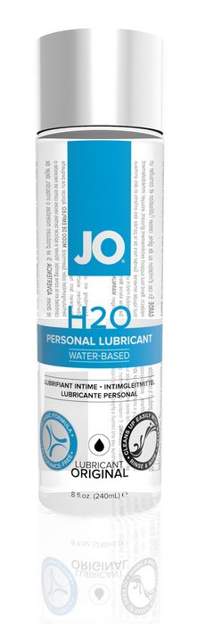 Jo H2o Personal Lube H20 8 Oz (out Mid Aug)