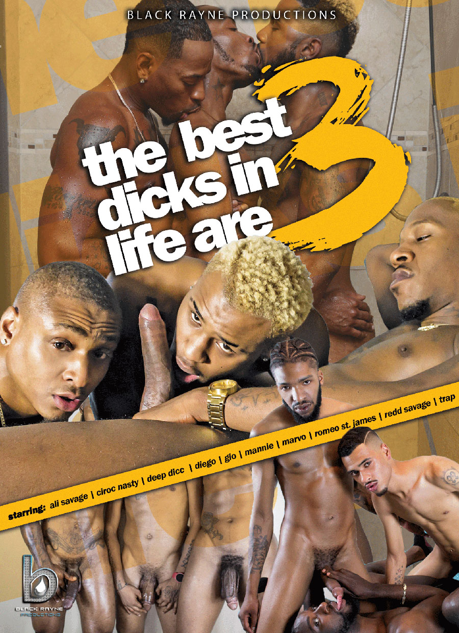 Best Dicks In Life Are 3